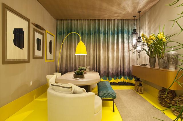 decoracoes de interiores de apartamentos:Tendências de cores para decorar sua casa em 2014 :: EuTeVi